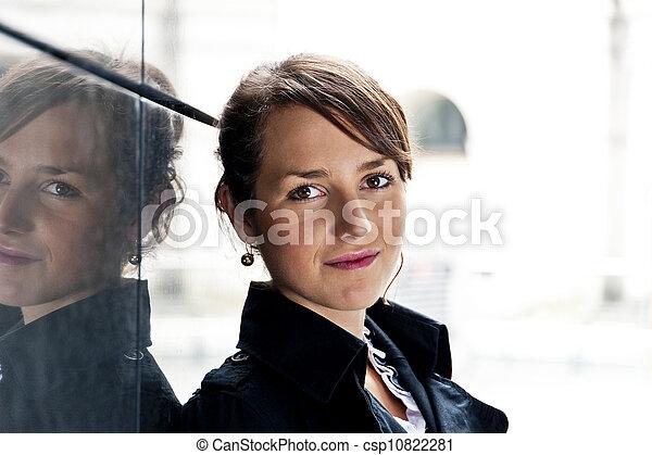 Business Woman - csp10822281
