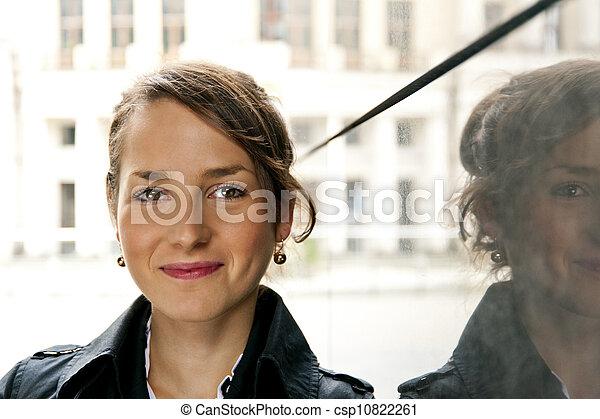 Business Woman  - csp10822261