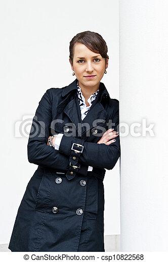Business Woman - csp10822568
