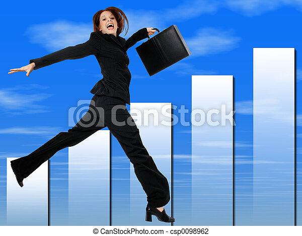 Business Woman - csp0098962