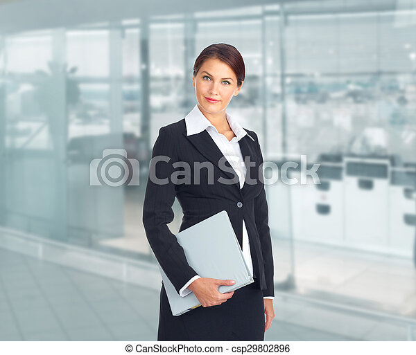 Business woman - csp29802896