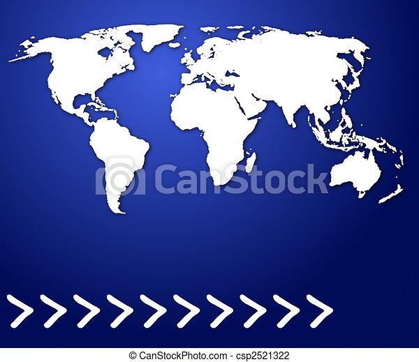business world - csp2521322