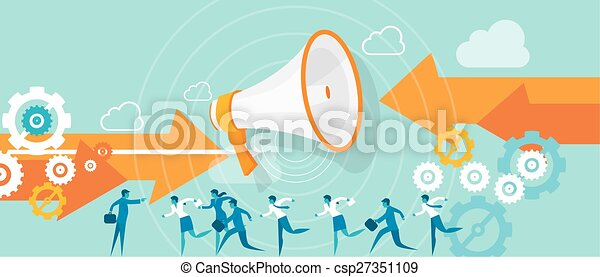 business wrong direction leadership team - csp27351109
