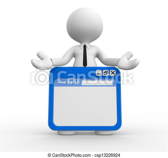 Businessman - csp13226924