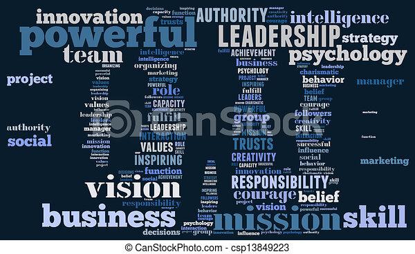 Businessman info-text graphic - csp13849223