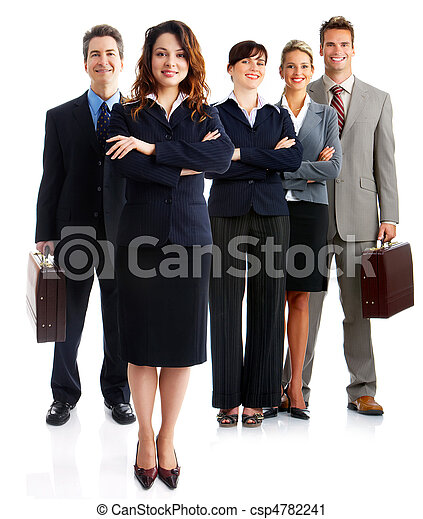 businessman - csp4782241