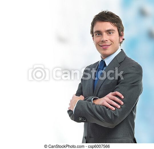 Businessman - csp6007566