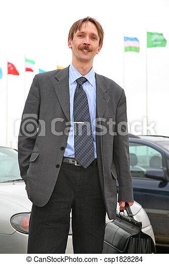 businessman - csp1828284