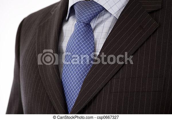 Businessman Suit - csp0667327