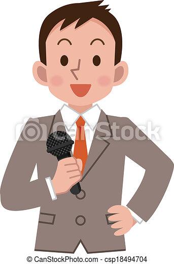 Businessman - csp18494704