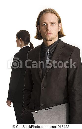 businesspeople - csp1916422