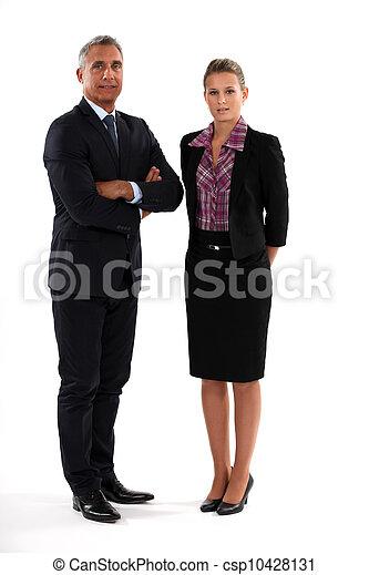 Businesspeople - csp10428131