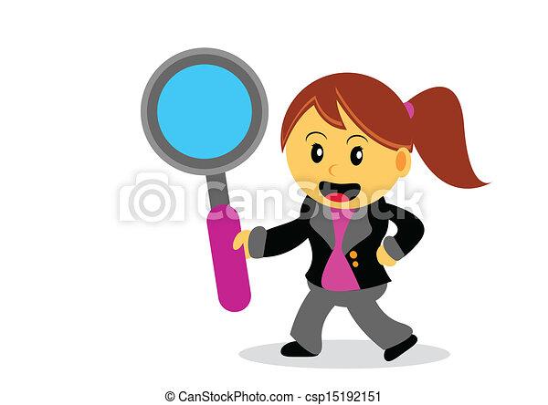 businesswoman - csp15192151