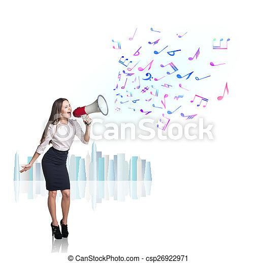 Businesswoman - csp26922971