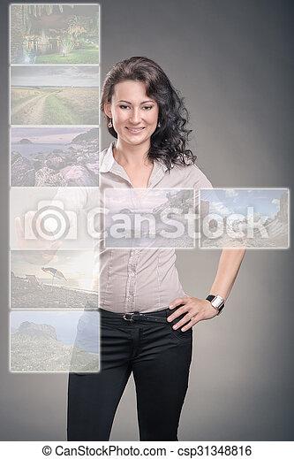 Businesswoman - csp31348816