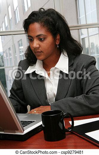 Businesswoman - csp9279481