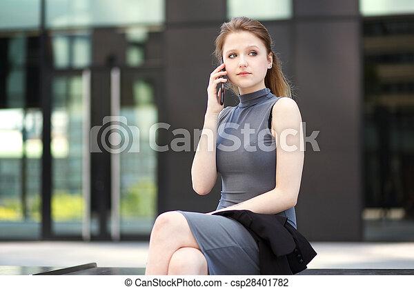 businesswoman - csp28401782