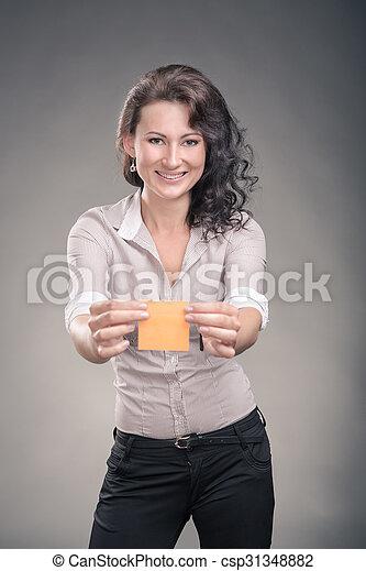 Businesswoman - csp31348882