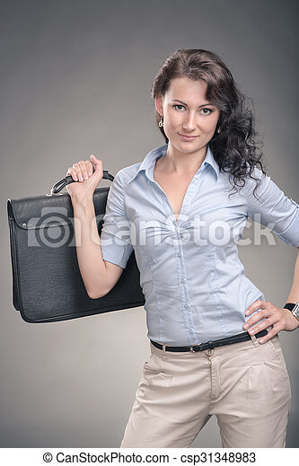 Businesswoman - csp31348983