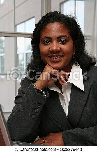 Businesswoman - csp9279448