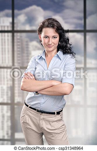 Businesswoman - csp31348964