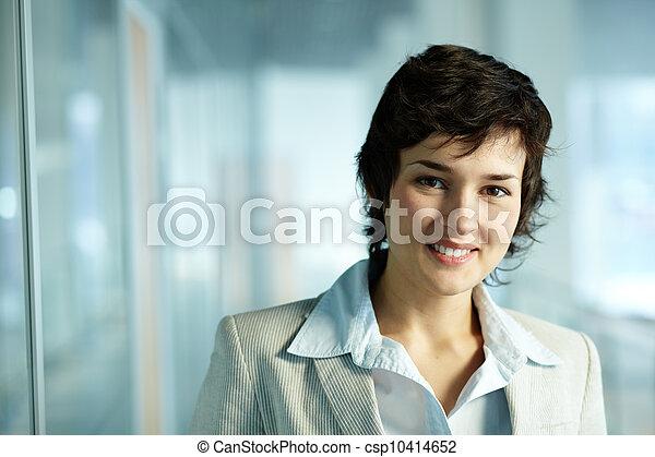 Businesswoman  - csp10414652
