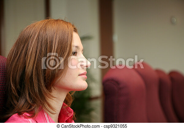 Businesswoman  - csp9321055