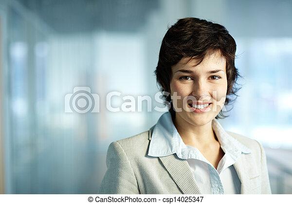 Businesswoman  - csp14025347