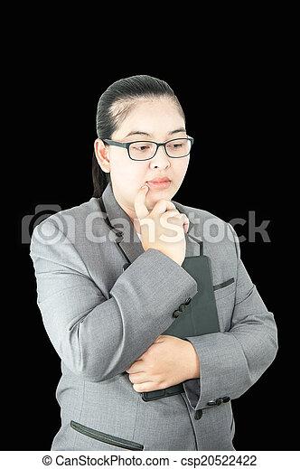 Businesswoman - csp20522422