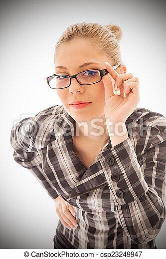 businesswoman - csp23249947