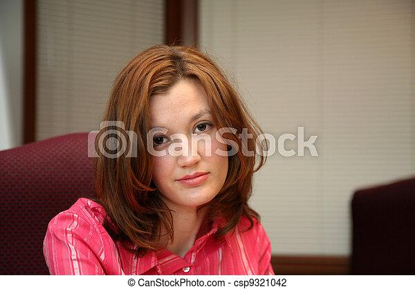 Businesswoman  - csp9321042
