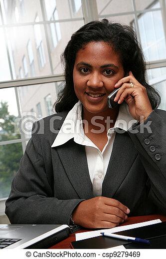 Businesswoman - csp9279469