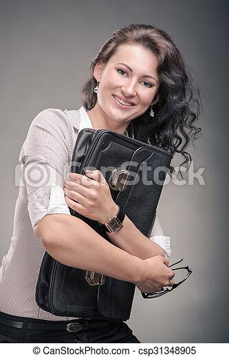 Businesswoman - csp31348905