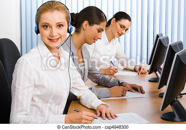 businesswoman  - csp4948300