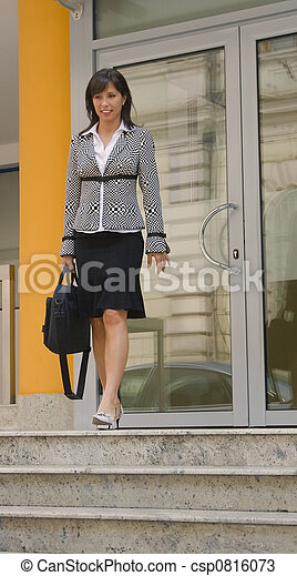 Businesswoman - csp0816073