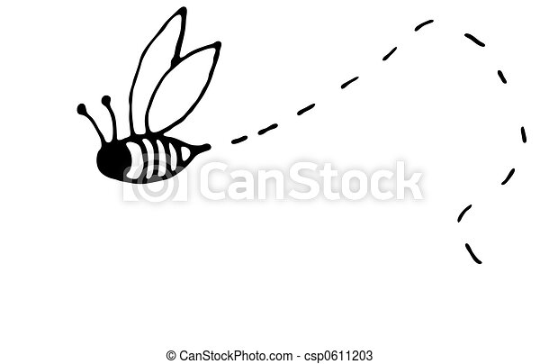 Busy Bee - csp0611203