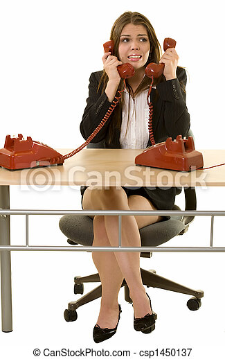 Red hot secretary