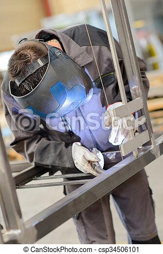 busy welder - csp34506101