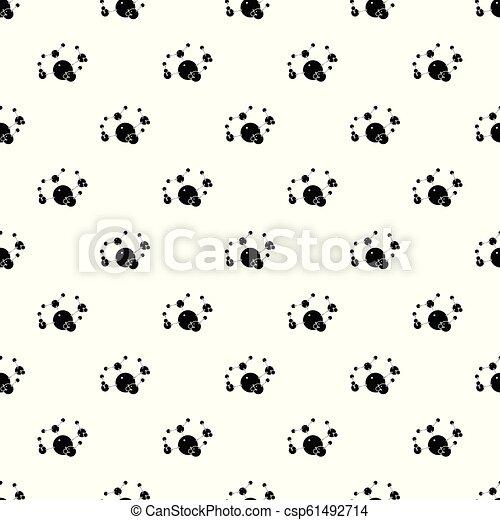 Butane pattern vector seamless - csp61492714