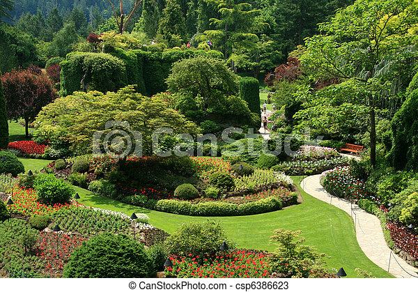Butchart gardens, victoria, bc, canada. Butchart gardens, victoria ...