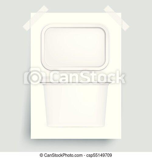 Butter box - csp55149709