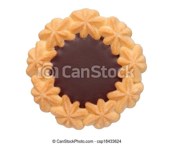 butter cookies - csp18433624