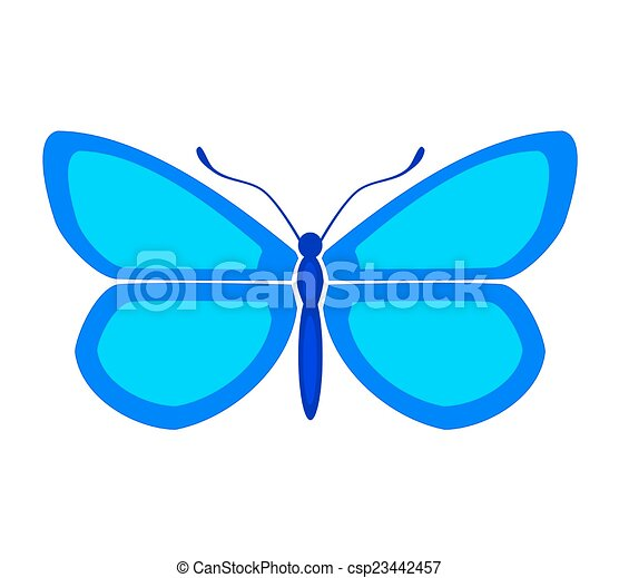 Butterfly - csp23442457