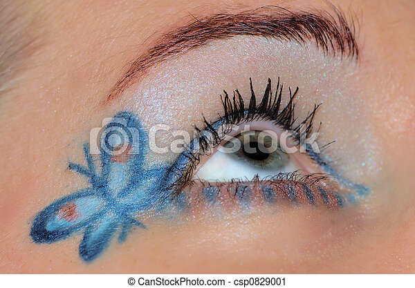 Butterfly eye 2 - csp0829001