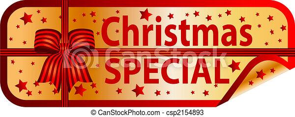 Button Christmas Special - csp2154893