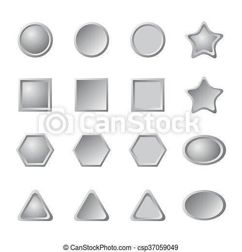 button icon - csp37059049