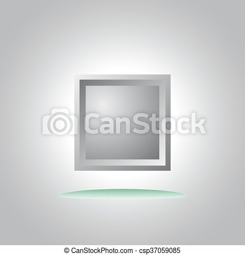 button icon - csp37059085