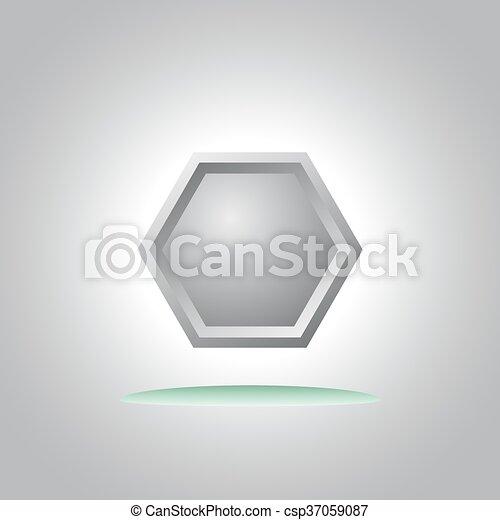 button icon - csp37059087