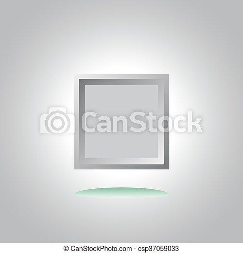 button icon - csp37059033