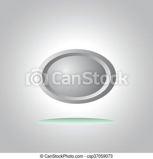 button icon - csp37059073